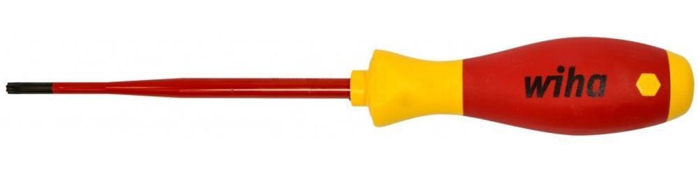 Отвертка T10 slimFix (Torx) Диэлектрическая VDE Wiha