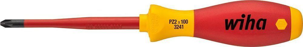 Отвертка PZ2 slimFix (крест) Диэлектрическая VDE Wiha