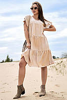 Плаття вільного крою жіноче, Платье свободного кроя женское, платья женские стильные, летнее платье