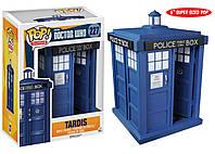Фигурка Funko Pop Фанко Поп Tardis Тардис Будка Doctor Who Доктор Кто 15 см DW Т 227.2