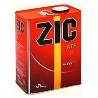 Масло трансмиссионное ZIC ATF-II 4л