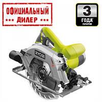 Пила циркулярная RYOBI RCS1600-K (1.6 кВт, 190 мм, 66 мм)