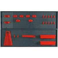 Скринька для інструментів Topex перфорована панель 80 x 50 см (79R186)