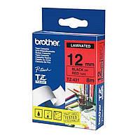 Стрічка для принтера етикеток Brother TZE431