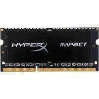 Модуль пам'яті для ноутбука SoDIMM DDR3L 8GB 1866 MHz HyperX Impact Kingston (HX318LS11IB/8)