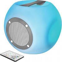 Акустична система Trust Lara Wireless Bluetooth Speaker Multicolour Party Lights (22799)