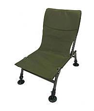 Коропове крісло vario compact для риболовлі, без підлокітників, водонепроникне до 120кг (2414), фото 2