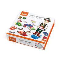 Развивающая игрушка Viga Toys Набор магнитов Гардероб мальчика (50021VG)