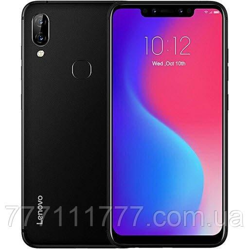 Смартфон леново с большим дисплеем и двумя камерами на 2 сим карты Lenovo S5 Pro 6/64Gb L58041 black