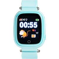 Смарт-годинник Gelius Pro GP-PK003 Blue Дитячі розумні годинник з GPS трекером (Pro GP-PK003 Blue)