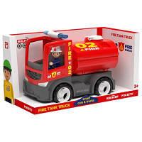 Спецтехніка MULTIGO EFKO Fire з водієм (27282)