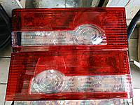 Стёкла задних фонарей Тюнинг Пара ВАЗ 2108, 2109, 21099, 2113, 2114 (Пр-во Формула света)