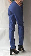 Женские летние штаны, №20 синий, фото 3