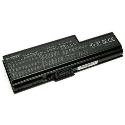 Аккумулятор для ноутбука TOSHIBA Qosmio F50 (PA3640U-1BAS) 14.4 V 5200 mAh PowerPlant (NB00000279)