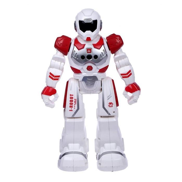 Радиоуправляемый интерактивный робот Future Bot
