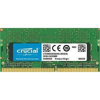 Модуль пам'яті для ноутбука SoDIMM DDR4 4GB 2666 MHz MICRON (CT4G4SFS8266)