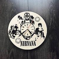 Часы оригинальные из дерева 7Arts Nirvana CL-0080, КОД: 1474245
