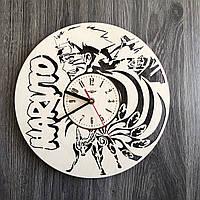 Деревянные настенные часы 7Arts Наруто CL-0262, КОД: 1474425