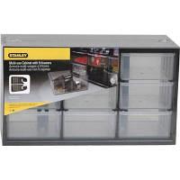 Скринька для інструментів Stanley 9 відділень (365х155х213 мм) (1-93-978)