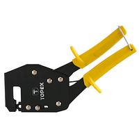 Просікач Topex для гіпсокартону 260 мм (43E101)
