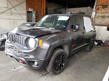 Jeep Renegade Trailhawk 2018 Авто из США под заказ