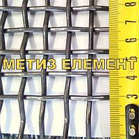 Сетка рифленая 10x3.0мм (Р10) - карта 1.75x4.5м