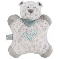 М'яка іграшка Nattou подушка Леопард Лея (963114)