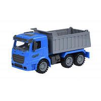 Спецтехніка Same Toy інерційний Truck Самоскид синій (98-611Ut-2)