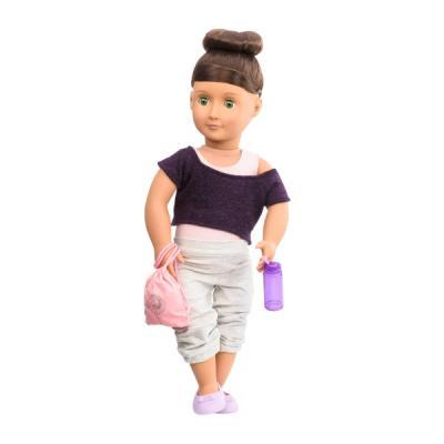 Лялька Our Generation DELUXE Сідней Чи 46 см (BD31099ATZ)