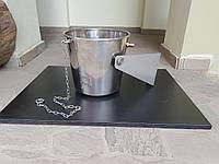 Ведро-водопад нержавеющее, 15 литров, фото 1