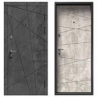 Двері вхідні SARMAK MODERN Дельта/Зета
