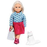 Лялька LORI Кайденс і кішка Кікі 15 см (LO31053Z)