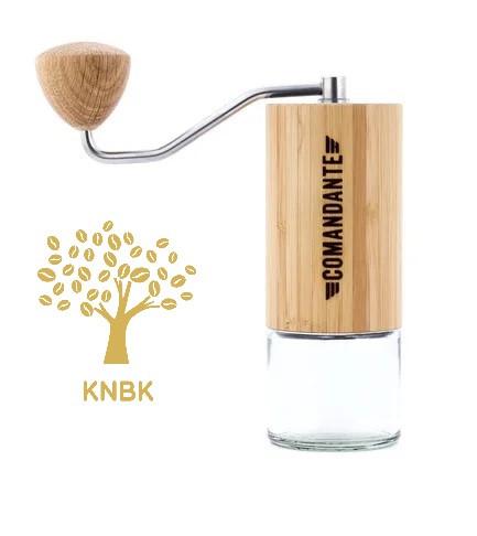 Кофемолка ручная Comandante grinder c40 mk3 Bamboo (Команданте)