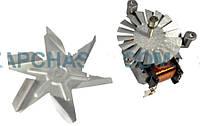 Двигатель обдува (конвекции) духовки Ariston, Indesit 078421 код товара: 7524