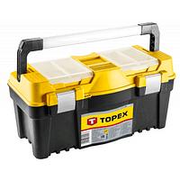 """Скринька для інструментів Topex 22 """" (79R128)"""