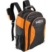 Сумка для інструменту Neo Tools рюкзак з вкладишем, поліестер 600D (84-307)