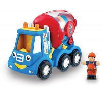 Розвиваюча іграшка Wow Toys Бетономішалка Майк (10185)