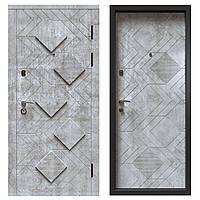 Двері вхідні SARMAK PIRAMIDA Рубін