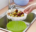 Миска для семечек, фруктов с подставкой для телефона 015966