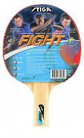 Ракетка для настольного тенниса Stiga Fight hubjGeB73725, КОД: 1711376