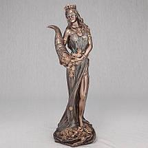 Статуэтка Veronese Фортуна 28 см 71833 фигурка статуетка веронезе с рогом изобилия с деньгами верона, фото 3