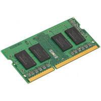 Модуль пам'яті для ноутбука SoDIMM DDR3L 4GB 1600 MHz Kingston (KCP3L16SS8/4)
