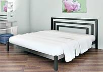 Кровать металлическая Брио-1