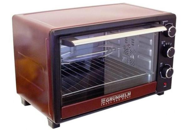 Электрическая печь духовка GRUNHELM GN 33 ARC 33 л