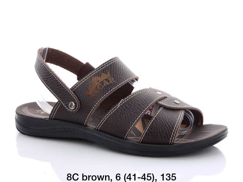 Сандалии Oscar 8C brown