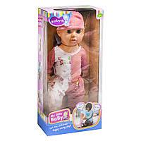 Интерактивная кукла пупс для девочек: сама ползает, ходит, копирует поведение младенца