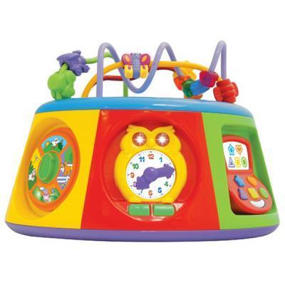 Розвиваюча іграшка Kiddieland Мультицентр (укр.мова) (054932)