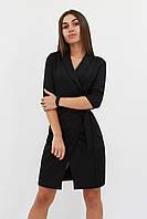 S, M, L | Коктейльне плаття на запах Alisa, чорний