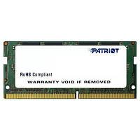 Модуль пам'яті для ноутбука SoDIMM DDR4 8GB 2666 MHz Patriot (PSD48G266681S)