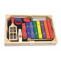 Музична іграшка Melіssa&Doug Набір для музиканта початківця (MD1318)